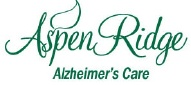 Alzheimer's Care at Aspen Ridge